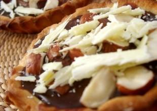 recette tartelette choco noisettes