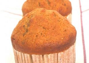 recette muffin carrotte pralin