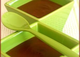 recette petit pot de crême au chocolat