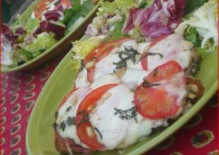 Tartines à la provencale