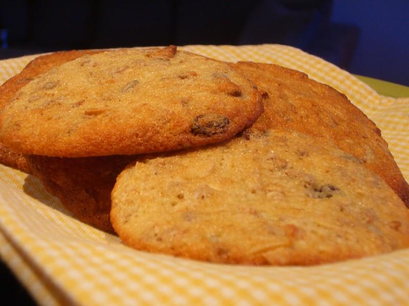 recette cookies au muesli