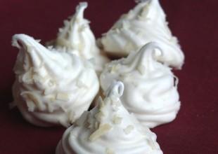 recette meringue amandes